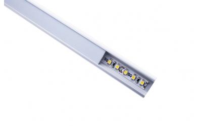 LED osvětlení čela postele 160 - studená bílá