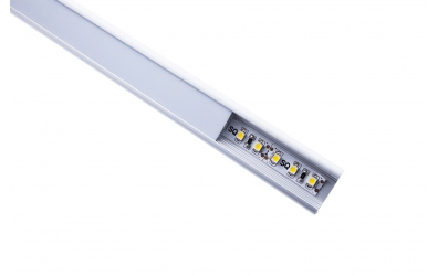 LED osvětlení postele GRÁCIE - teplá bílá