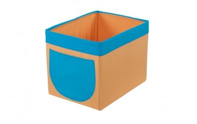 Textilní box do regálu (více variant)